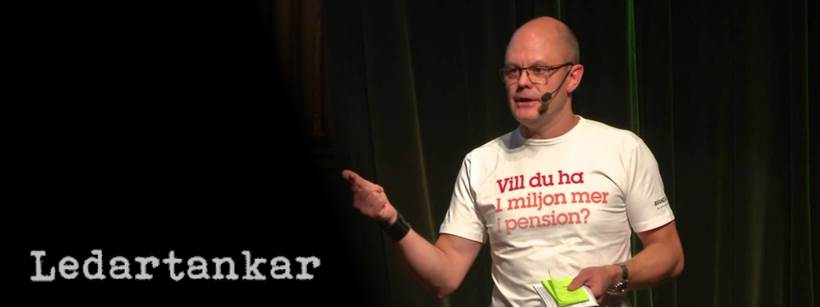 Björn Lindqvist på scen 2